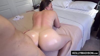 Melanie Hicks Works Her Big Ass To Get Ryan Madison Off