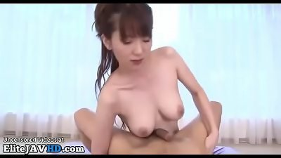 killer japanese gives pov oral job and boobies nail