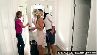 Brazzers - Real Wife Stories -  My Wifes Sister scene starring Tylo Duran and Keiran Lee