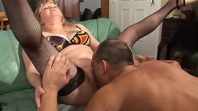 My mother has a pussy piercing that has horny me