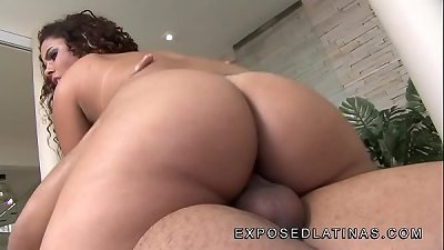 Follow @exposedlatinas Monique Carvalho Latina from Brazil, All I have to say is she was a freak in the sheets. With her beautiful brunette curly hair and her beautiful curvy Brazilian body and her tight pussy. www.EXPOSEDLATINAS.com